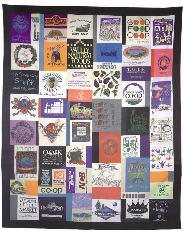 Bowers Fund quilt photo 2